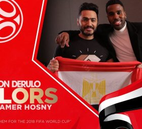 Jason Derulo Ft. Tamer Hosny Colors